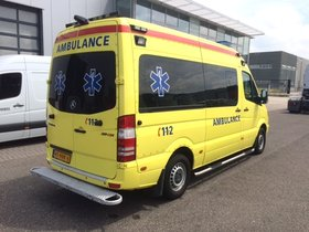Sprinter 319 CDI Ambulance
