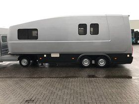VW LT35 + Trailer