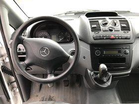 Mercedes Vito Double Cabin