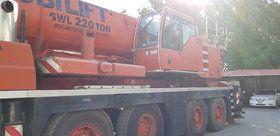 LTM 1220-5.2 (220 T | 2008 | EURO 3 | CE | 82 m)