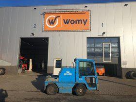 VOLK Hybrid Tow Tractors HFZ 20 N