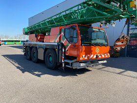 LTM 1045/1 (DUTCH CRANE|TUV|45T|JIB)