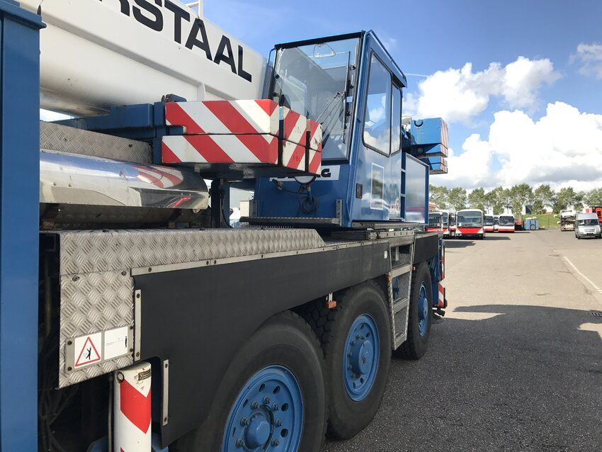 Demag AC 155 (5.306 hours) - Demag AC 155 (5.306 hours)