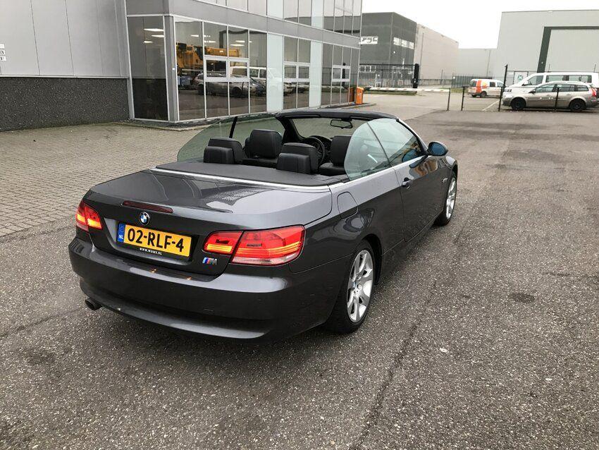 BMW 320I Hardtop Cabrio - BMW 320I Hardtop Cabrio