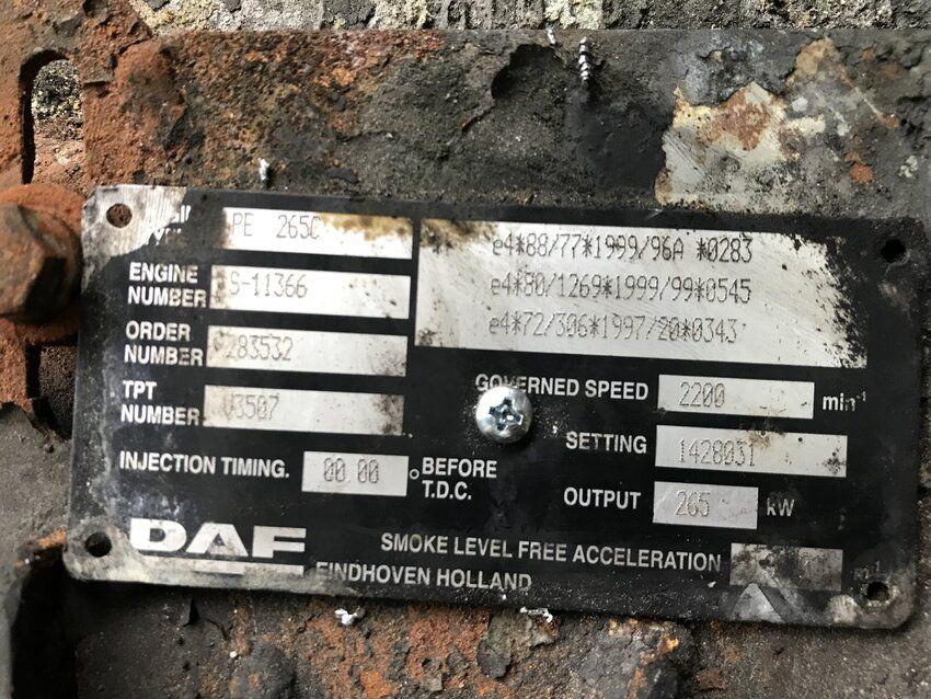 DAF PE 265C - DAF PE 265C