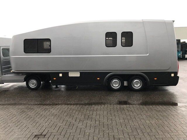 VW LT35 + Trailer - VW LT35 + Trailer