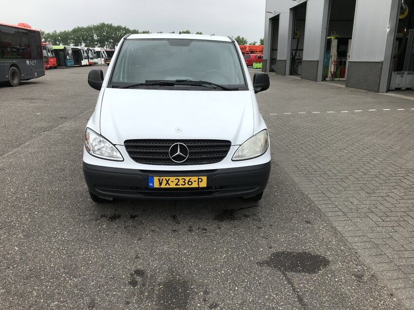 Mercedes Vito Double Cabin - Mercedes Vito Double Cabin
