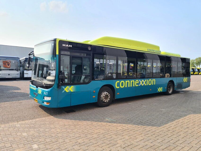 A21 Lion's City CNG (CNG 2005 AIRCO) - A21 Lion's City CNG (CNG 2005 AIRCO)