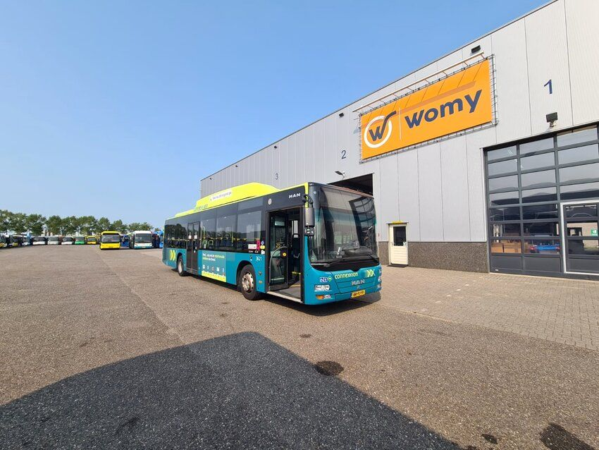 LION'S CITY A21 CNG FOR PARTS (2005|CNG|AIRCO) (MAN) - LION'S CITY A21 CNG FOR PARTS (2005|CNG|AIRCO) (MAN)