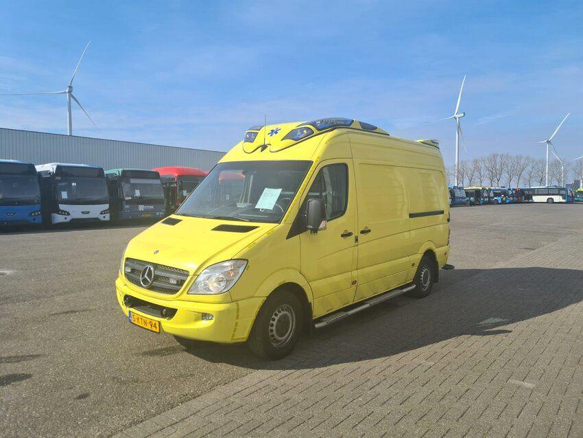 Sprinter (AMBULANCE | 2013 | EURO 5) (Mercedes-Benz ) - Sprinter (AMBULANCE | 2013 | EURO 5) (Mercedes-Benz )