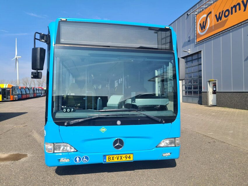 O530G CNG (2010 | EURO 5 | 18M) - O530G CNG (2010 | EURO 5 | 18M)