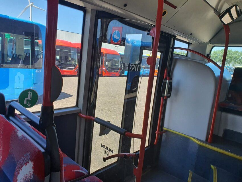 Lion's City A21 (CNG   2011   12 METER) - Lion's City A21 (CNG   2011   12 METER)